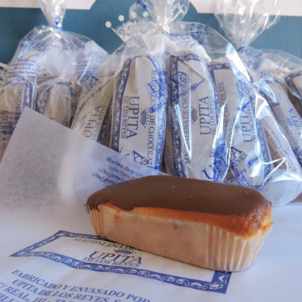 Magdalenas artesanas con Chocolate
